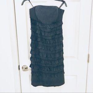 Gap Ruffled Dress